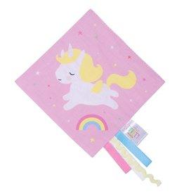 Crinkle toy: Unicorn