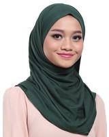 My Abaya Scarf Leena Green