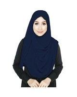 Sookascarf Madina Navy Blue