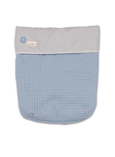 Koeka Babydekje Antwerp Soft Blue