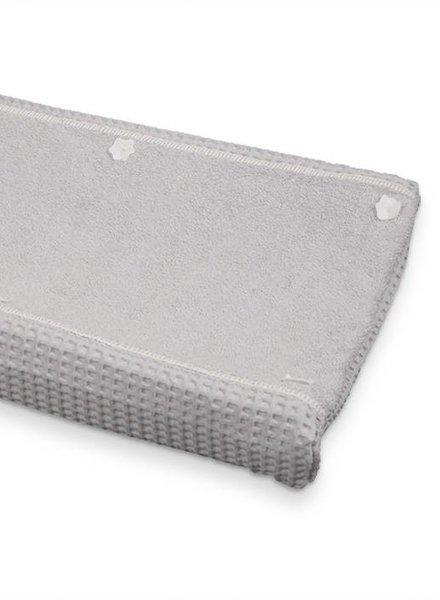 Koeka Aankleedkussenhoes Amsterdam Silver Grey