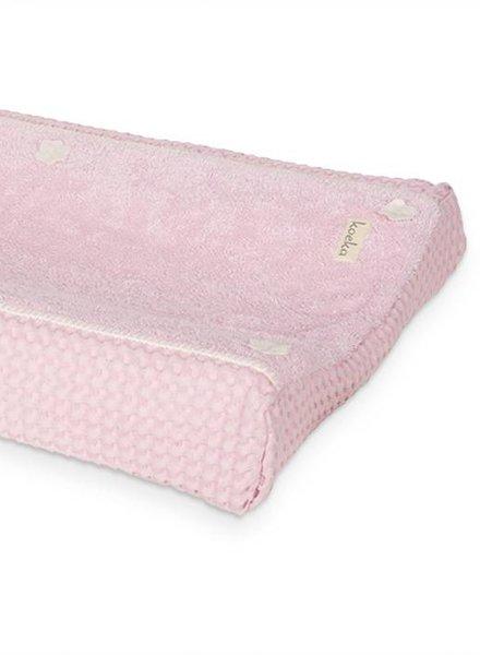 Koeka Aankleedkussenhoes Amsterdam Old Baby Pink