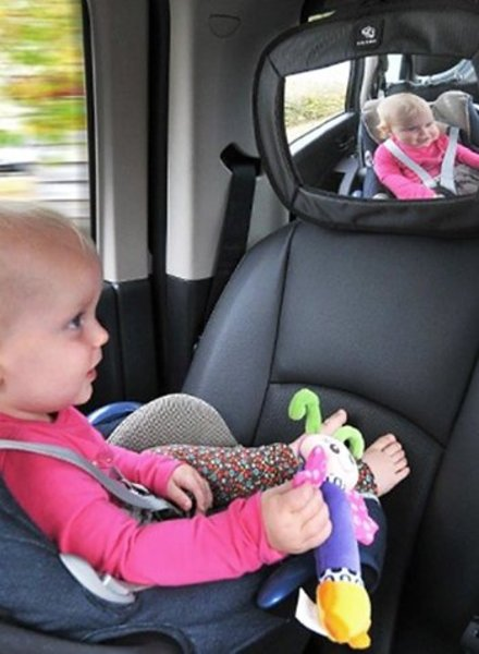 A3 Baby & Kids Autospiegel Groot