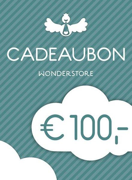 Wonderstore Cadeaubon