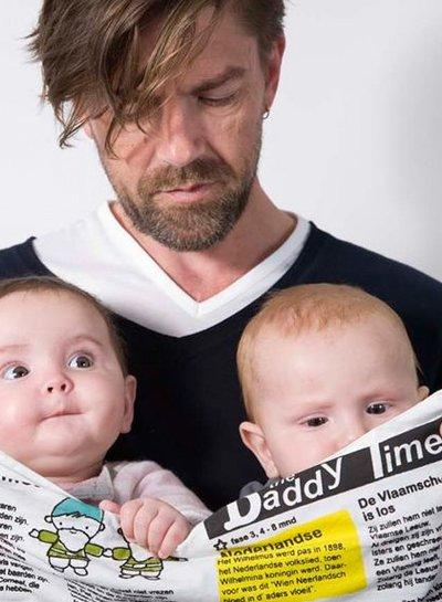 KnisperKrant | Daddy Times