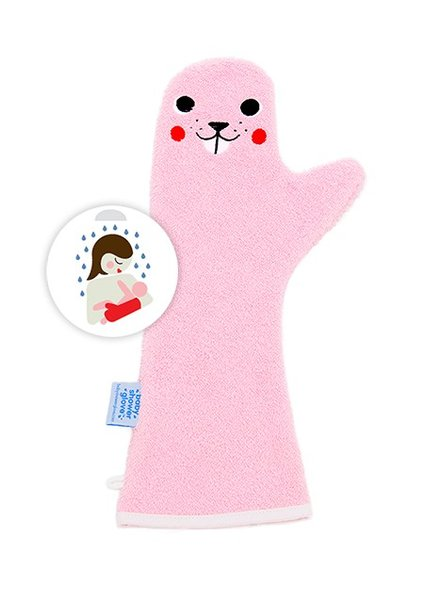 Invented 4 Kids Baby Shower Glove Beaver