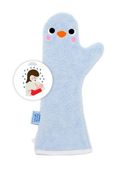 Invented 4 Kids Baby Shower Glove Pinguin