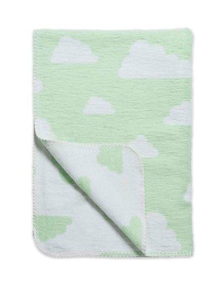 Meyco Ledikantdeken Little Clouds Mint