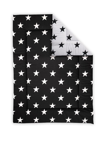 Bink Boxkleed Star Black&White