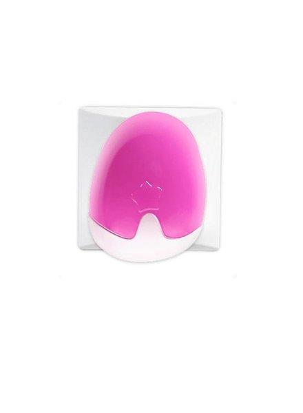 Pabobo Nachtlampje Roze (stopcontact)