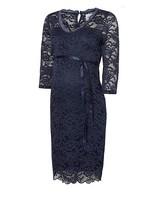 Mama Licious New Mivana Dress Navy