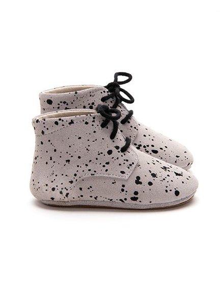 Mockies Boots Classic Paint Dots