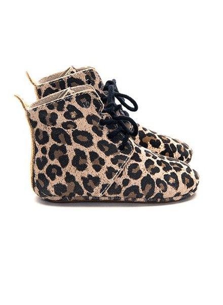Mockies High Boots Leopard