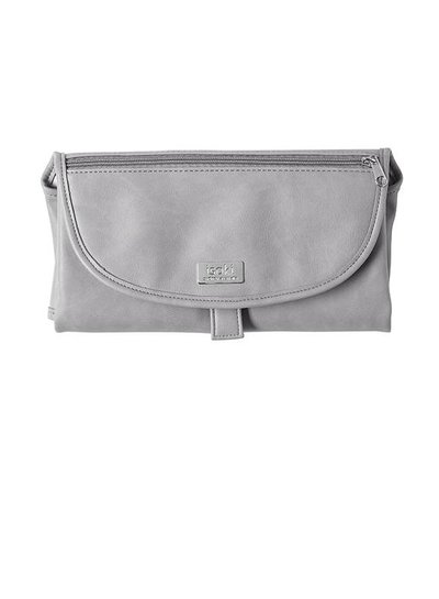 Isoki Clutch Portsea Light Grey