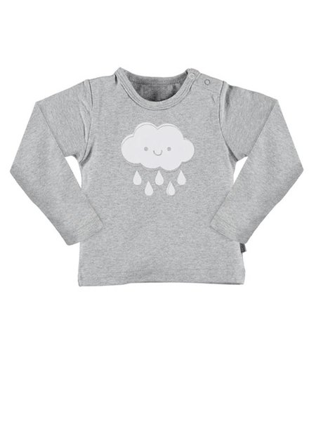 Bess Shirtje Cloud Grey