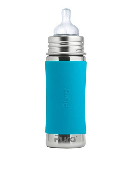 PURA Thermos Speenfles Kiki Blue 260ml
