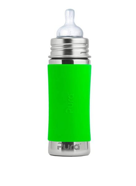 PURA Thermos Speenfles Kiki Green 260ml