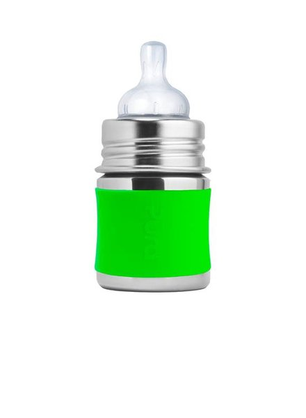 PURA Thermos Speenfles Kiki Green 150ml