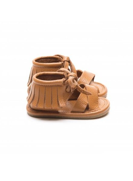 Mockies Boho Sandals Cognac