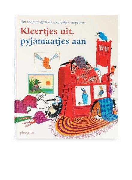 Tiamo Kleertjes uit, pyjamaatjes aan   Gezinsboek