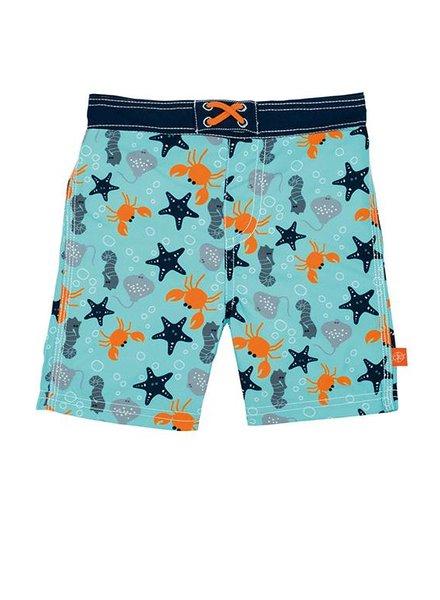 Lässig Board Shorts Star Fish