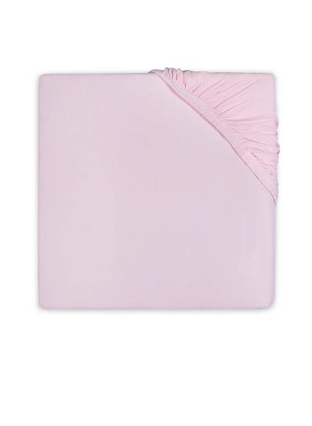 Jollein Hoeslaken Jersey Licht Roze