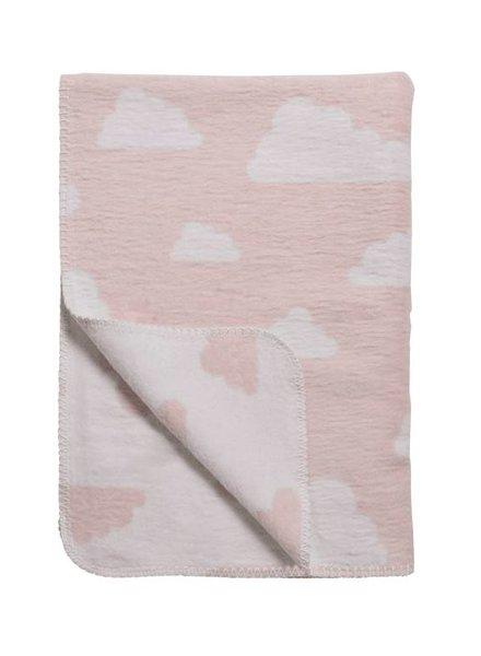 Meyco Ledikantdeken Little Clouds Pink