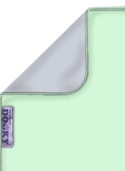 Dooky Blanket Mint/Grey