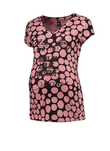 Love2Wait Shirt Dots Pink