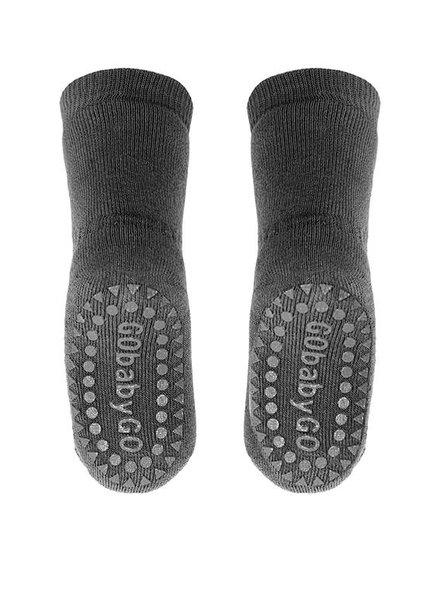 GoBabyGo Anti-Slip Sokjes Dark Grey