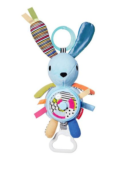 Skip Hop Vibrant Village Activity Bunny