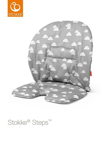 Stokke Steps Kussen Grey Clouds