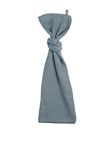 Baby's Only Swaddle Stone Green 120x120 cm