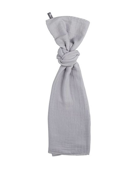 Baby's Only Swaddle Zilver Grijs 120x200 cm