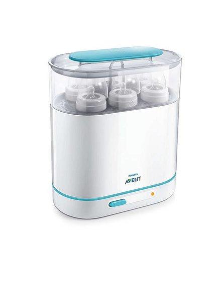Philips Avent 3-in-1 Elektrische Stoom Sterilisator