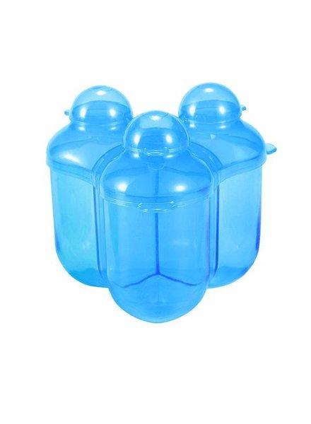 Difrax Melkpoeder Dispenser Blauw