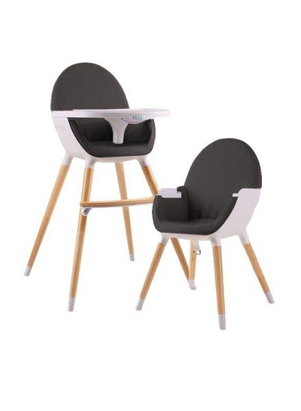 Kees Hi Chair Black
