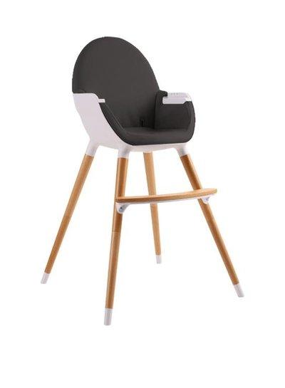 Kees Kees Hi Chair Black (Stof)