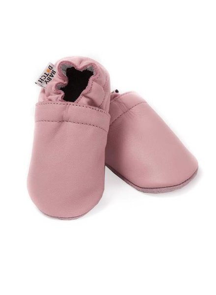 Baby Dutch Slofjes Roze