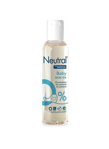 Neutral Baby Oil