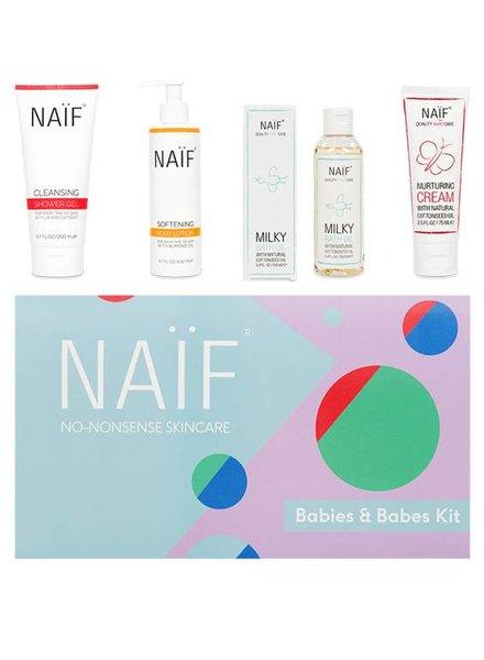 Naïf Babies & Babes Kit