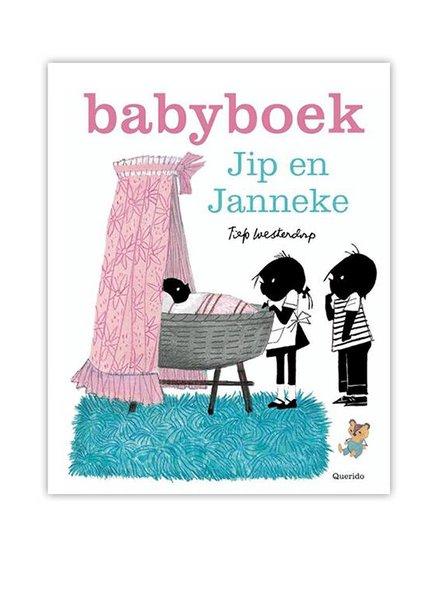 Querido Jip en Janneke Babyboek Roze
