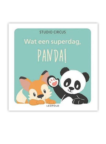 Leopold Wat een superdag, Panda!