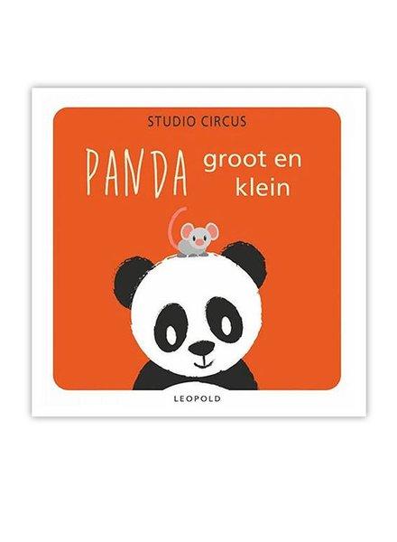 Leopold Panda Groot en Klein
