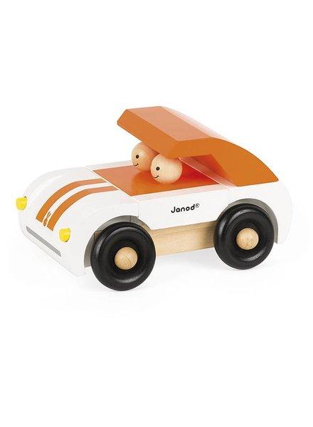 Janod Magneetset Roadster