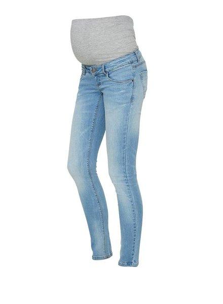 "Mama Licious Birdie New Slim Jeans ""32"
