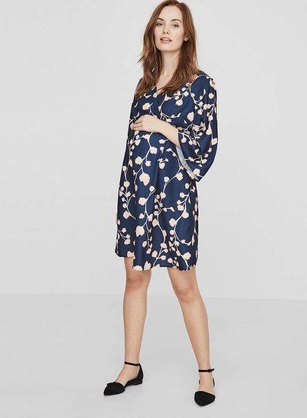 Mama Licious Kaleva Woven Dress