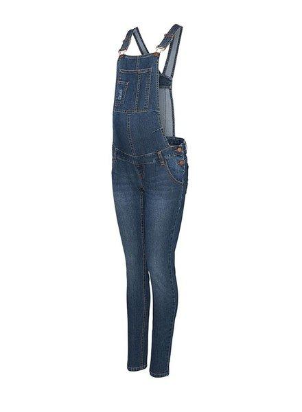"Mama Licious Riga Slim Jeans Overall ""32"