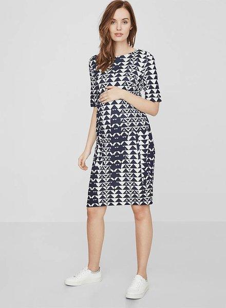 Mama Licious Morocca Jersey Dress