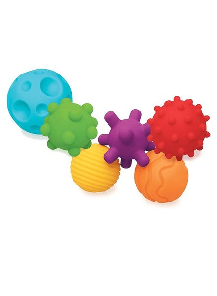 BKids Sensor Textured Multi Ball Set